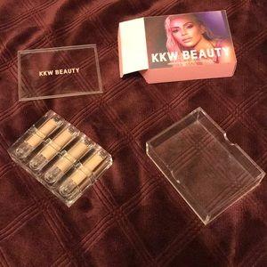 KKW Beauty Best of Pinks
